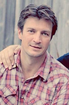 Nathan Fillion as Steven Hall - visual inspiration for bestselling author Angela M. Shrum's upcoming novel, A Burst of Flames (Flares) Castle Abc, Castle Series, Nathan Fillon, Oh Captain My Captain, Richard Castle, Perfect Boy, Stana Katic, Cute Guys, Celebrity Crush