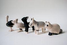 T-Lab's Polé Polé Animals - Habitatkid blog