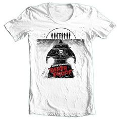Death Proof Horror T-shirt Free Shipping Grind House Planet Terror cotton tee