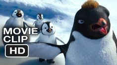 Pin for Later: 9 Robin Williams Flicks to Watch With Your Kids Now Happy Feet