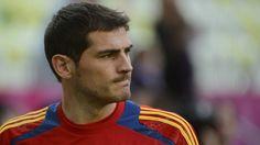 Footballers Best Hairstyles Inspiring To Watch Euro 2016 | Iker Casillas