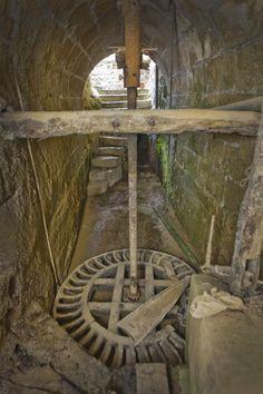 Patrimonio Industrial Arquitectónico: La Rioja. Los molinos de agua, patrimonio perdido