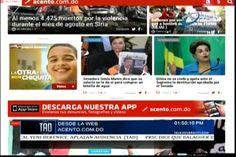 Noticias De Acento Del Día 1 De Septiembre Del 2016