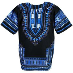 71e216d529b African Shirt Dress men women Dashiki print Hippie Style Caftan Unisex  Tribal  Handmade  DashikiBlouse