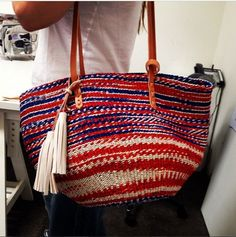 The Kenya Bag!