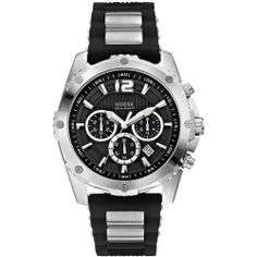 Guess Two-Tone Watch