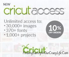 Discover all the great benefits for members with the new Cricut Access subscription.