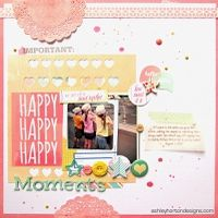 A Project by ashleyhorton010675 from our Scrapbooking Gallery originally submitted 10/10/13 at 08:51 AM