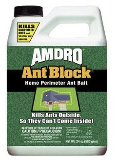 Lilly Miller 8150120 Amdro Ant Block 24oz by Lilly Miller. $23.97. Lilly Miller Brands #8150120 24OZ Ant Block. LILLY MILLER BRANDS. Kills ants outside, so they can't come inside. 24 ounces treats 1,080 linear feet as a 1 ft. band around outside perimeter. Granules are carried directly into the mound by workers as food for the colony. When the queen is dead, the mound dies. Kills carpenter ants, argentine ants, fire ants, field ants and other listed ants. See fewer ants within...