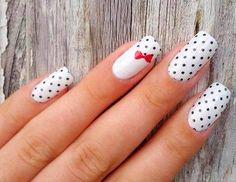 Manicure idea...
