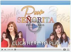 Poor Señorita - Pinoy Show Biz  Your Online Pinoy Showbiz Portal