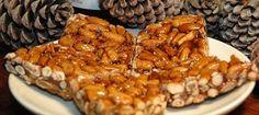 Pinhoadas from Alcacer do Sal - Pine nuts and Honey, Alentejo, Portugal