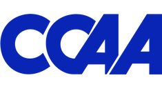 The California Collegiate Athletic Association (CCAA) has used one and the same logo for at least two decades. Hockey Logos, Two Decades, Evolution, Meant To Be, Company Logo, California, Athletic, History, Historia