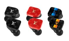 louis vuitton has launched a pair of wireless earbuds in collaboration with new york city-based audio company master & dynamic. Bluetooth, Wireless Headphones, Buy Louis Vuitton, Louis Vuitton Monogram, Luis Vuitton Shoes, Search Trends, Geek Tech, Gear S, Luxury Fashion