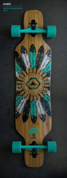 https://www.behance.net/gallery/26125351/OXELO-DROP-LONGBOARDS