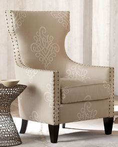 """""""Rowley"""" Chair - Horchow"""