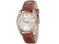 ca88e0d6ec4 Relógio Feminino Mondaine Analógico - Resistente à Água 94259LPMTBR6