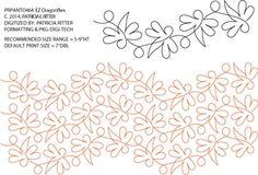 EZ Dragonflies Pantograph By Patricia Ritter PRPANTO464