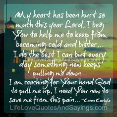 now when i see your name quotes | My Heart Has Been Hurt.. | Love Quotes And Sayings