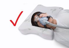 When dozens of people were given the The Gym Hoodie™ Side Sleeper Pillow and the The Gym Hoodie™ Wrinkle Therapy Pillow to try, some test-subjects with Sleep Apnea found that their head was better supported on these pillows than on their traditional flat surfaced pillows.