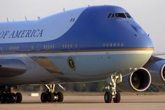 Nice shot of Air Force One