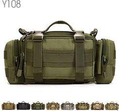 Cheap FlyHawk Tactical Molle Pouch crossbody bagsWasit Bag Messenger Handbag…