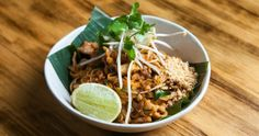 Pad Thai is one of the hardest Thai dishes to get right,but keeping a few tricks on-hand can make all the difference.
