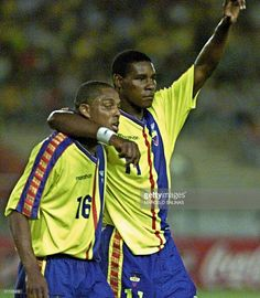 Ecuador 4 Venezuela 0 in 2001 in Barranquilla. Agustin Delgado scored his 2nd goal on 63 minutes to make it 4-0 in Group A at Copa America.