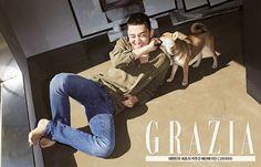 Yoo Ah In - Grazia Magazine May Issue '15