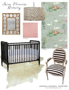 swan princess nursery