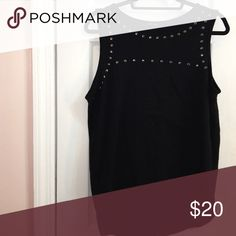 New look top size 14 Black Tops