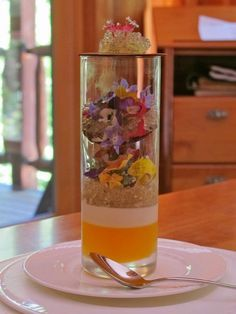 Plating Food on Pinterest | Plated Desserts, Food Presentation and ...
