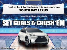 South Bay Lexus Values Performance We are proud to support the following athletic teams in our community for the 2016-2017 academic school year; Torrance High School Football Torrance High School Girls Volleyball Torrance High School Golf Team &  Peninsula High School Girls Basketball Team   Good luck to all of you! #lexuscares
