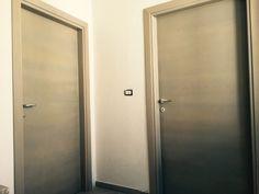 Porte in Frassino-colore grigio sbiancato