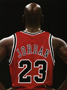 Michael Jordan one I look up to