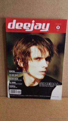 DEEJAY. DANCE MAGAZINE OFICIAL / Nº 41 - JUNIO 2001. COMO NUEVA.
