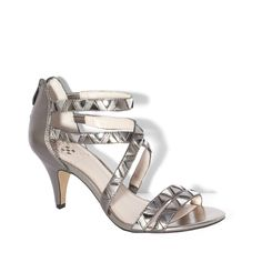 d918afaf7 Love these low-heels from Vince Camuto! Grey Bridesmaid Dresses