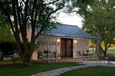 Stone House - eclectic - exterior - chicago - Northworks Architects and Planners