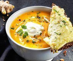Süßkartoffel-Möhren-Suppe by Julie-1 on www.rezeptwelt.de