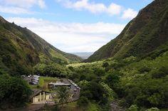 Io Valley, Maui