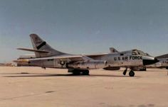A Douglas RB-66B Destroyer of the USAF.