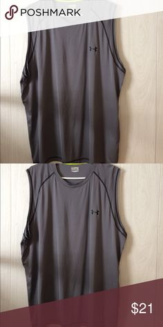UnderArmour muscle tees for men great condition from Under Armour for men Under Armour Shirts Tank Tops