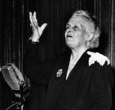 Maria Montessori