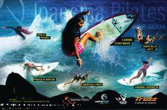 Revista: SoulSurf RJ  Arte: Jones Rodrigues  Cliente: Ipanema Pilates  Agência: 3R Studio Comunicação  Ano: 2010