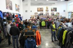 Have you visited our lastest Rock/Creek store addition next to High Point Climbing in Chattanooga?