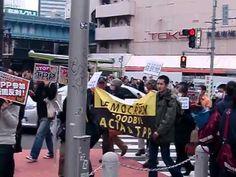 【行進】TPP断固反対! 自民党公約違反糾弾デモ|2013.4.21(日)