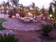 A great alternative to pouring concrete, concrete pavers offer a selection of patterns, and can be put to use immediately. Belman Living Rancho Cucamonga, CA Poured Concrete, Concrete Pavers, Rancho Cucamonga, Backyards, Backyard Patio, Decks, Pools, Landscaping, Alternative