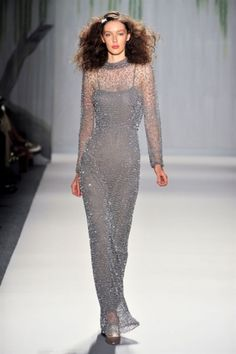 Jenny Packham 2014...Love this silhouette & details. Make this fit your style by asking your dressmaker for suggestions.