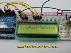 Arduino com display LCD