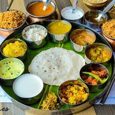 21 Spectacular Indian Thalis That Will Help You Get Over Your Ex Indian Food Menu, South Indian Food, Indian Dishes, Indian Food Recipes, Vegetarian Recipes, Afghan Food Recipes, Healthy Cooking, Cooking Recipes, Veg Thali
